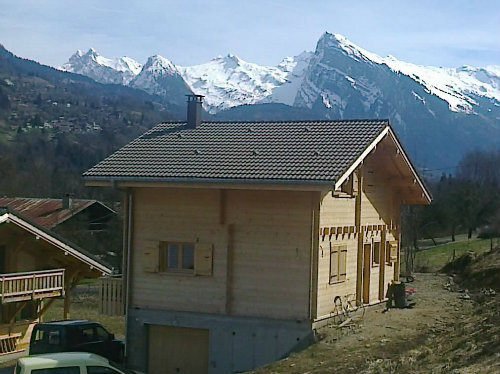 Chalet in Morillon for   10 •   private parking