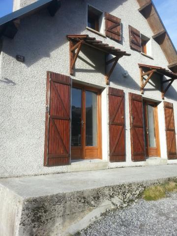 Chalet Arette La Pierre Saint Martin - 8 personnes - location vacances  n°54665