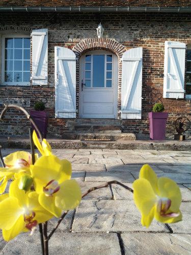 Chambre d'hôtes Roncherolles En Bray - 3 personnes - location vacances  n°54691