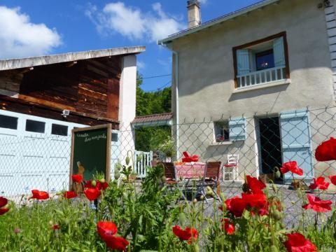 Casa rural en Appy para  5 •   con terraza