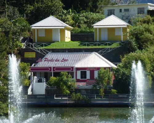 Chalet à Cilaos pour  6 •   avec balcon