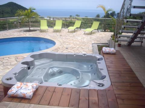 Maison Montvert Les Hauts - 8 personnes - location vacances  n°54759