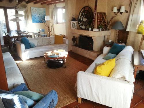 Maison à Cap ferret le canon pour  8 •   vue sur mer