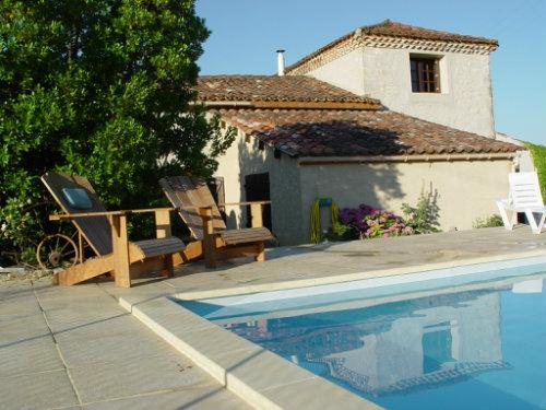 Gite Cézan - 8 personnes - location vacances  n°54775