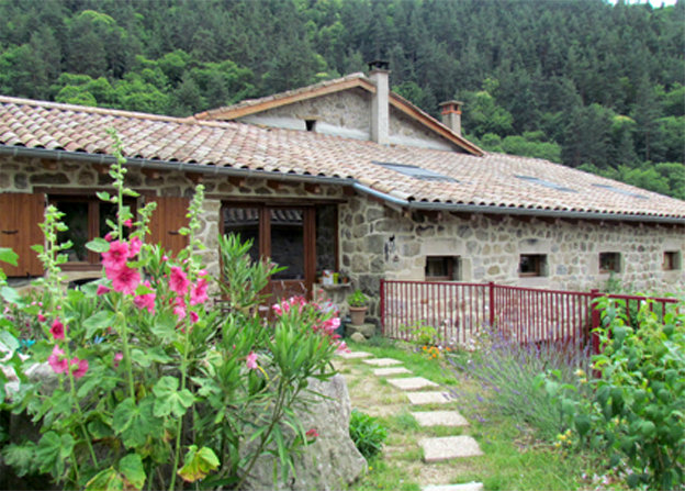 Gite Chalancon - 4 people - holiday home  #54776