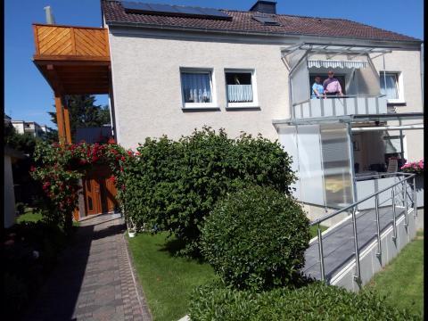 Bungalow Beverungen - 4 personnes - location vacances  n°54792