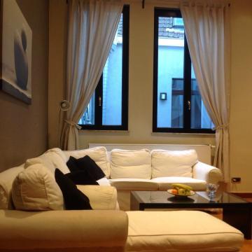 Appartement Bruxelles - 4 personnes - location vacances  n°54805