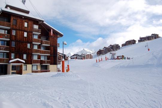 Studio in La Plagne - Vacation, holiday rental ad # 54840 Picture #1