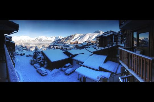 Studio in La Plagne - Vacation, holiday rental ad # 54840 Picture #5