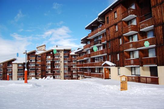 Studio in La Plagne - Vacation, holiday rental ad # 54840 Picture #0