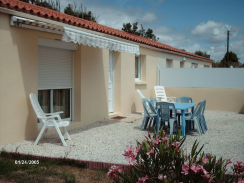 House Longeville Le Bernard - 5 people - holiday home  #54851