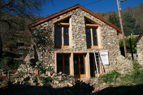 Casa de montaña en Orus para  50 •   con terraza  n°54864