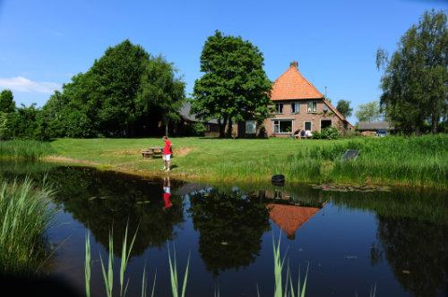 Bed and Breakfast Giethoorn - 10 personen - Vakantiewoning  no 54915