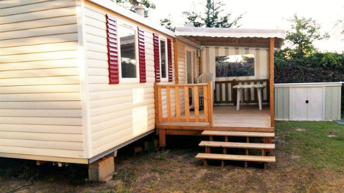 Mobile home in Saint jean de monts - Vacation, holiday rental ad # 54936 Picture #0