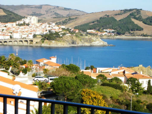 Appartement 4 personnes Banyuls Sur Mer - location vacances  n°54937