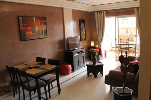Appartement 4 personnes Marrakech - location vacances  n°54955