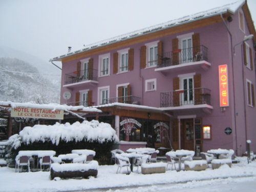 Chambre d'hôtes 2 personnes Péone - location vacances  n°54961