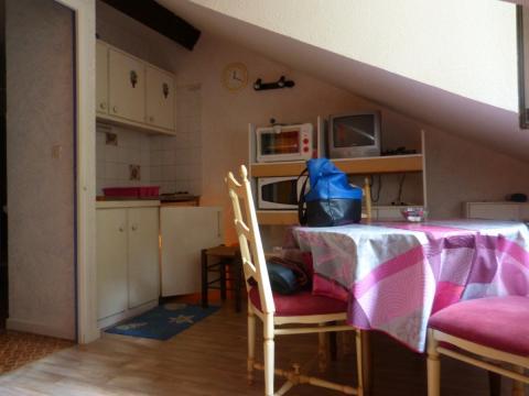 Studio 4 personnes Cauterets - location vacances  n°54962