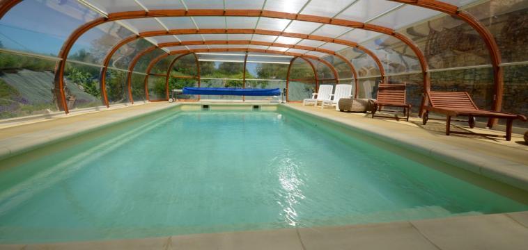 Gîte et piscine couverte - Gîte nature et sport A 30mn du Puy du Fou  n°54969