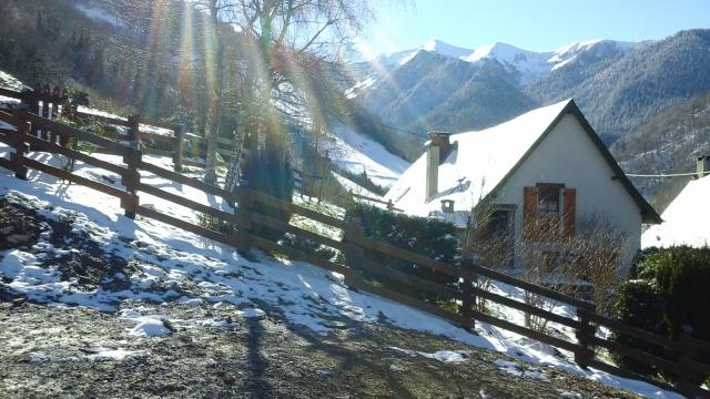 Chalet Couledoux  - 5 people - holiday home  #54973