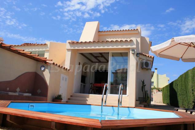 Maison à Miami playa pour  7 •   avec piscine privée   n°54976