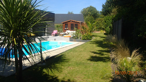 House in QUIMPERLE - Vacation, holiday rental ad # 54992 Picture #3