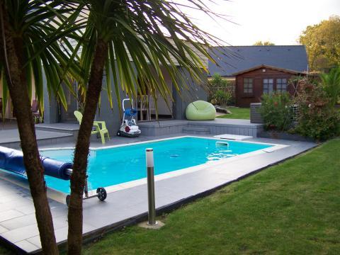 Huis Quimperle - 12 personen - Vakantiewoning  no 54992