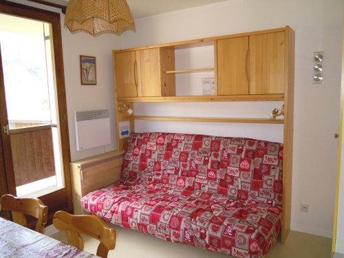Appartement à Valloire pour  4 •   avec balcon