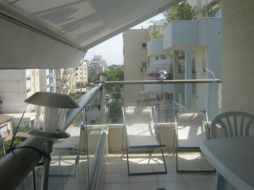 Flat Netanya - 6 people - holiday home  #55047