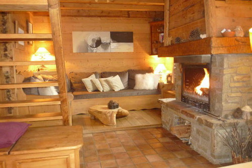 Chalet in Sallanches for   5 •   3 bedrooms