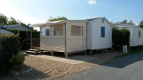 Mobil-home Saint Denis D'oléron - 4 personnes - location vacances  n°55101