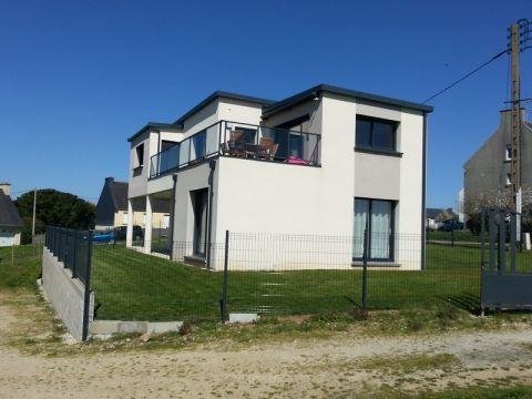 Haus in Plomodiern für  8 •   Privat Parkplatz  N°55105