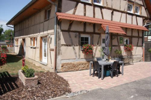Gite Ichtratzheim - 4 personnes - location vacances  n°55131