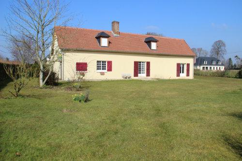 Gite Tours En Vimeu - 5 people - holiday home  #55133