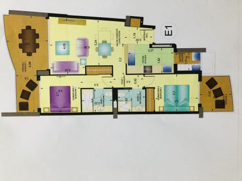 Flat in Punta Prima - Vacation, holiday rental ad # 55151 Picture #12