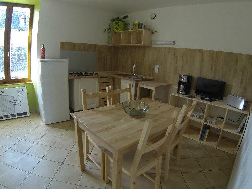 Maison Saint Geniez D'olt - 4 personnes - location vacances  n°55165