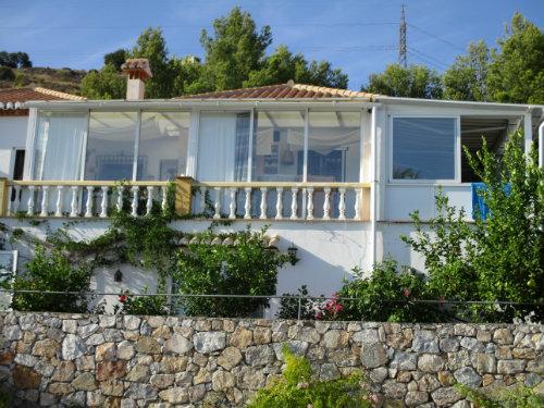 House in La herradura malaga for   6 •   with private pool
