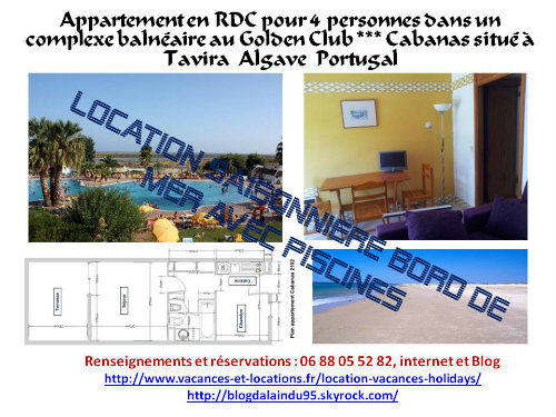 Flat in Cabanas de Tavira - Vacation, holiday rental ad # 55178 Picture #19