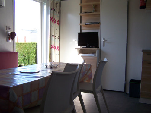 Mobile home in St Hilaire de Riez - Vacation, holiday rental ad # 55203 Picture #3