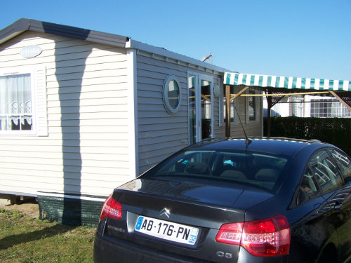 Mobil-home 6 personnes St Hilaire De Riez - location vacances  n°55203