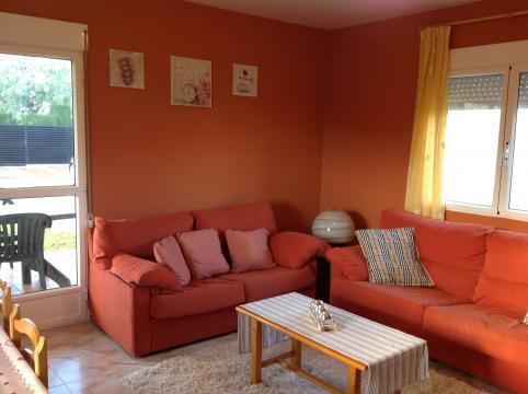 Casa 6 personas Calafat - alquiler n°55223