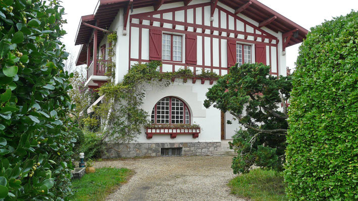 House Biarritz - 12 people - holiday home  #55259