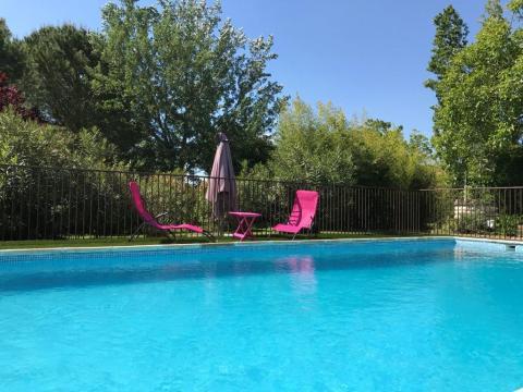 Maison Saint-chaptes  - 6 personnes - location vacances  n°55286