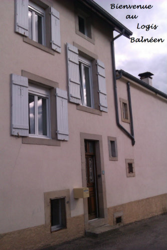 Flat Bains Les Bains - 4 people - holiday home