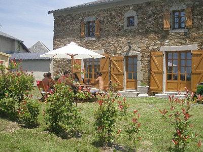 Gite St Pierre De Trivisy - 6 personnes - location vacances  n°55318