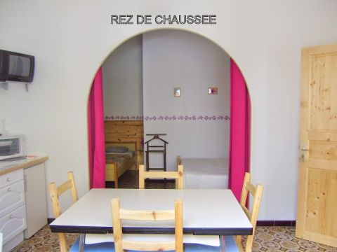 Studio Le Grau Du Roi - 3 personnes - location vacances  n°55321