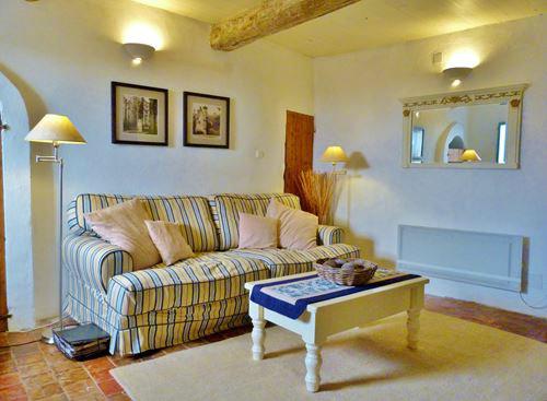Maison Sablet - 4 personnes - location vacances  n�55352