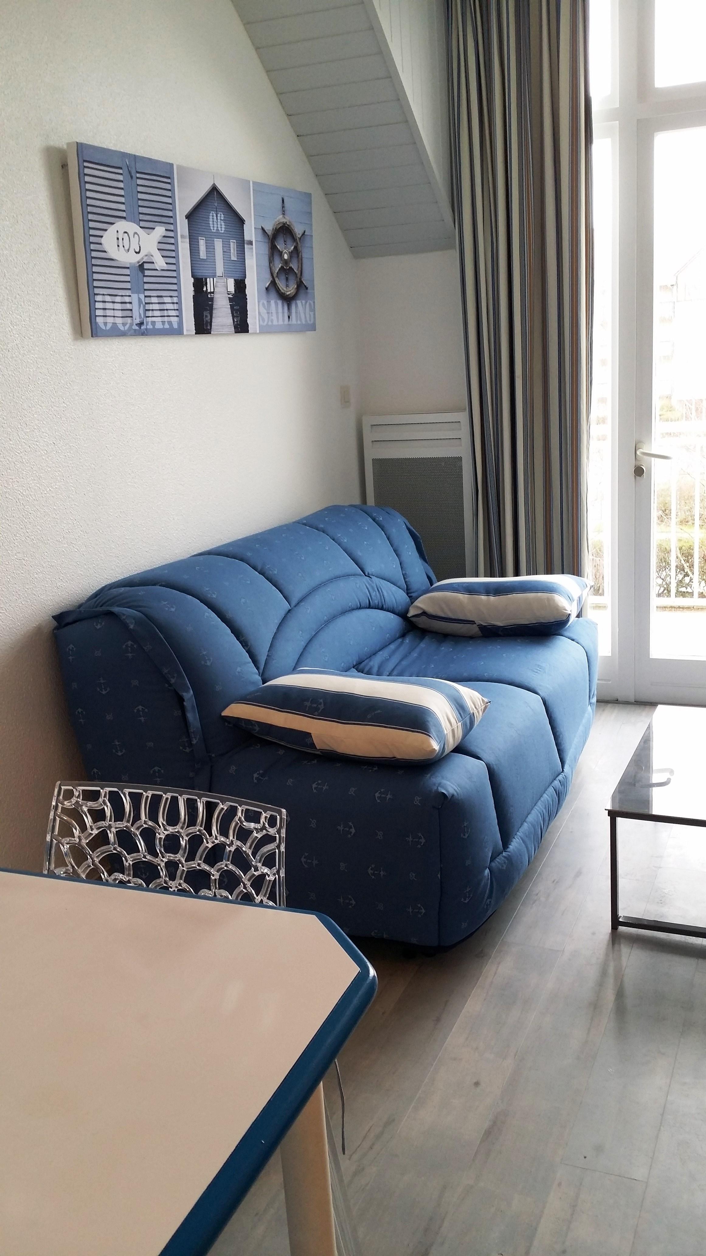 Appartement Arzon - 4 personnes - location vacances  n°55355