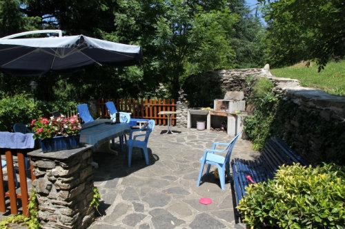 Maison à Saumane pour  4 •   avec terrasse   n°55356