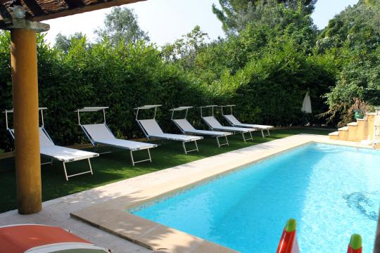 Appartement La Turbie - 7 Personen - Ferienwohnung N°55360